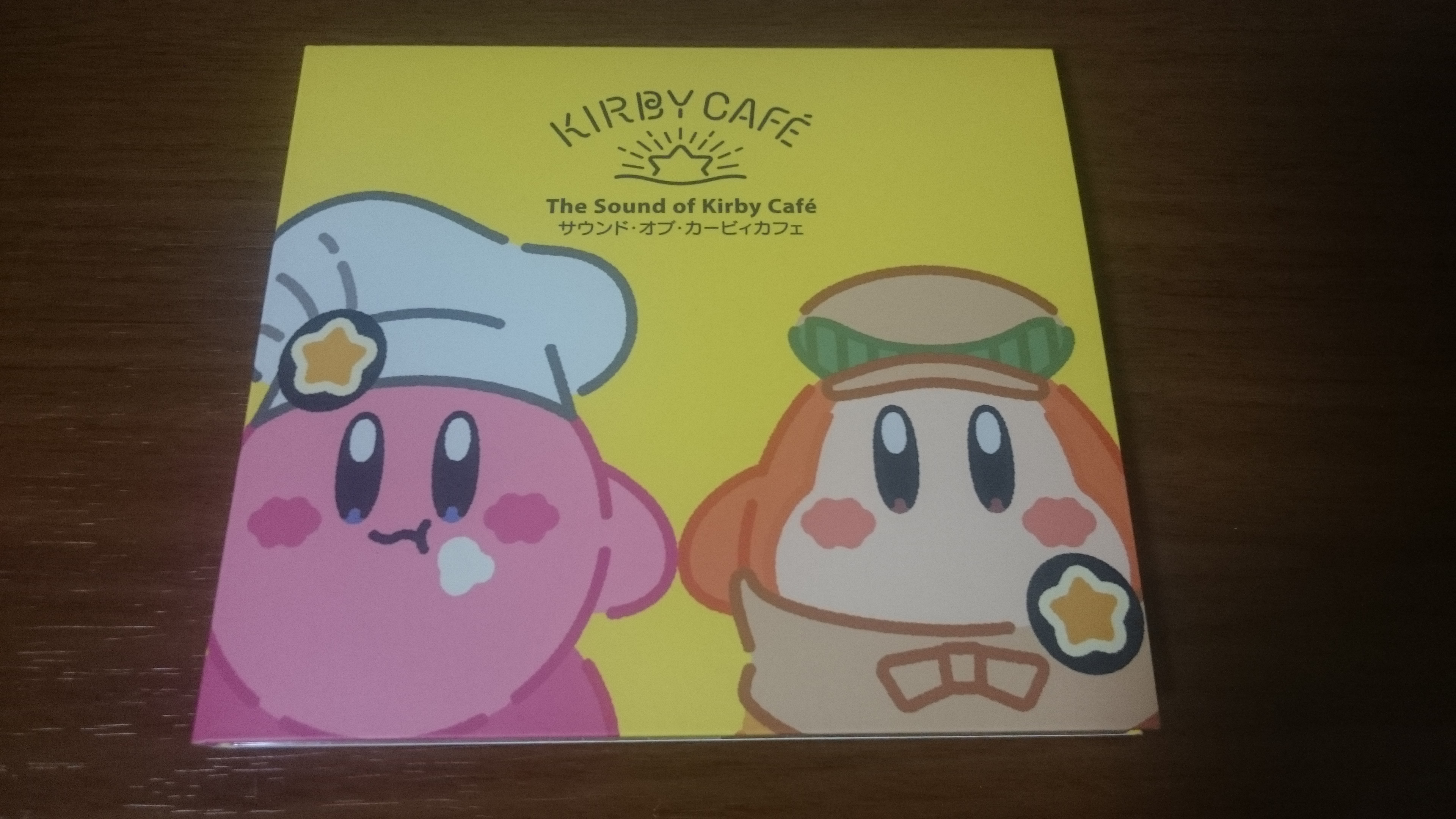 The Sound of Kirby Cafeのサントラ